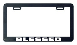 Blessed license plate frame holder - $5.99