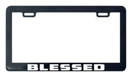 Blessed license plate frame holder - $5.99