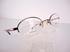 MODO TITANIUM Mod. 112 (LPINK) Light Pink 43  x 22 145 mm Eyeglass Frames - $23.33