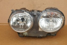 04-07 Jaguar XJ8 XJR VDP Headlight Lamp Halogen Driver Left Side LH - POLISHED