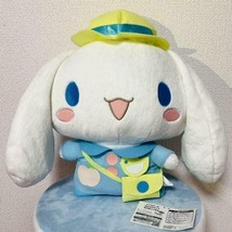 Sanrio Cinnamoroll School Style Big Plush Doll Furyu Prize 1 - $65.95