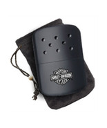 Zippo Harley-Davidson Hand Warmer Handwarmer Pocket Camping Hunting Blac... - $25.99