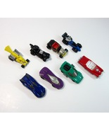 Set of 8 Mattel Hot Wheels Cars - Aug 5-Sept 2, 1994 McDonalds Happy Mea... - $9.99