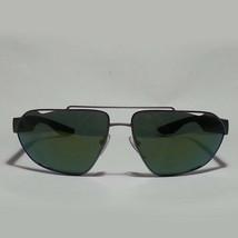 PRADA SPS 56U 66mm Men Sunglasses 66x15x130 Metal Rim Made in ITALY  - $242.50
