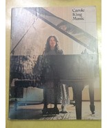 Carole King Music Vintage Songbook - $2.97