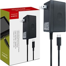 AC Adapter Charger for Nintendo Switch, YCCTEAM Switch Charger AC Adapte... - $22.10