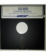 "Commodore 64  Take Down by Gamestar C64/128 5.25"" floppy disk 1988 - $10.29"
