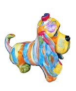 Basset Hound Dog Teapot Home Kitchen Decorative and Collectible Goldminc - $56.99