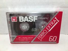 VINTAGE_BASF FERRO EXTRA I  60 Type I Normal Bias Audio Cassette Tape - $4.99