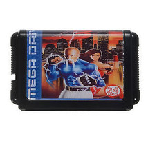 Streets of Rage 3 16 Bit MD Game Card Cartridge for Sega MegaDrive Genes... - $11.59