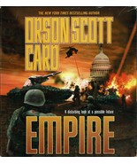 Empire, by Orson Scott Card, Audio CD, Audiobook, Unabridged 9 CD's - $19.99