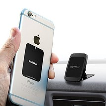 Wuteku Magnetic Cell Phone Holder Kit for Car | Works on All Vehicles, P... - $24.37