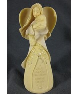 Foundations Angel Figurine Baby Is A Kiss From God 4014327 Karen Hahn En... - $21.97