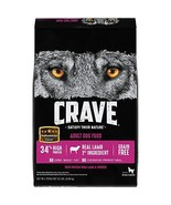 Crave Grain Free With Protein From Lamb And Venison Dry Adult Dog Food, ... - $55.01