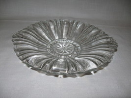 Anchor Hocking Qty1 Clear Old Cafe Mint Candy Dish With Handles 1936-1940 - $9.95