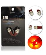 Flashtech LED Exterior and Interior SMD LED Bulbs - 5 LED - Red - T10 - $16.66