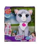 Furreal ,Friends ,Bootsie, Pet, Toy ,sensor,electronic,cat,purr,meow, - $80.00