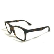 Ray Ban RB1553 3616 Eyeglass FRAMES ONLY Square Brown Havana Tortoise 46... - $48.62