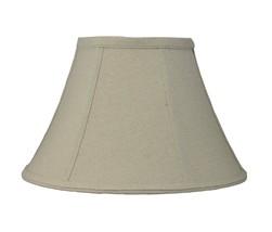 Urbanest Bell Lamp Shade, Natural Linen - $34.64+