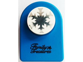 Family Treasures Snowflake Punch