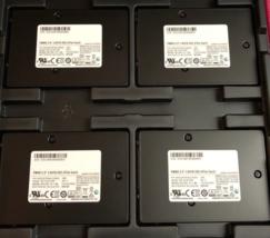 """(LOT of 4) Samsung MZQLB3T8HALS-00007 PM983 3.84TB 2.5"""" PCI-E 3.0 x4 SSD - $3,663.00"""