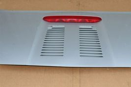 00-05 Toyota MR2 Sypder Trunk Deck Lid Engine Cover W/ Hinges image 4