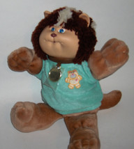 Cabbage Patch Kids Koosas Lion Kitty Cat 1983 Plush Blue Eyes Vintage #2 - $22.00