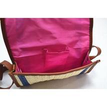 Vintage Straw Tassels Women Messenger Clutch Bags image 7