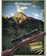 ORIGINAL Vintage 2004 Remington Firearms Ammunition Accessories Catalog - $18.55