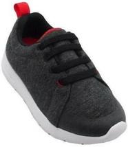 Cat & Jack Toddler Boys' Black Fabric Dex Casual Sneakers 11 US