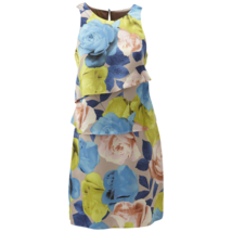 Women's Jessica Simpson Sleeveless Floral Tiered Dress 8 #NJNJL-M225 - $39.99