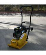 79cc 2000Lbs Walk Behind Vibratory Plate Compactor Asphalt Soil Dirt Rammer - $369.99