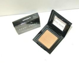 Bobbi Brown Shimmer Wash Eye Shadow GOLDEN AMBER 76 full size New eyeshadow - $24.70