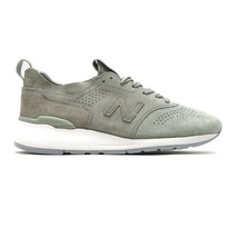 New Balance M997DT2 Made in USA Silver Mint White Mens Running Size 7.5 - $79.95