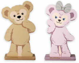 New Disney 30th Duffy Sherry Mae Wood board set limited F/S JAPAN ANIME - $653.94