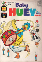 Baby Huey The Baby Giant #65 (1965) Comic Book - $11.99