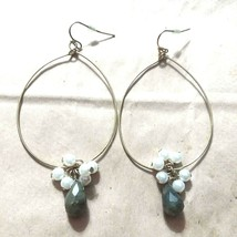 Earrings For Pierced Ears Bead Fashion jewelry A97 - $9.85