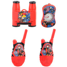 Power Rangers Walkie Talkie 4 Piece Adventure Kit - $35.03