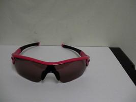 Oakley New sunglasses Radar Edge Shortcake w/OO Grey Polarized OO9184-01 - $173.20