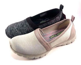 Skechers 23436 Air Cooled Memory Foam Slip On Casual Sneakers Choose Sz/... - $59.00