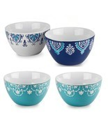 "5 1/2 "" Ceramic Breakfast Serving Cereal Soup Bowl Set - $313,05 MXN+"