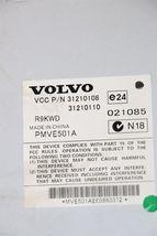 Volvo C30 C70 Radio Stereo Receiver Audio Amplifier Amp 31210108, 31210110 image 6