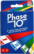 Phase 10 Rummy-Type Card Game - $9.95