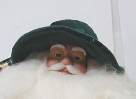 American Silkflower Irish Father Christmas S02481 Standing 23 Inches image 2