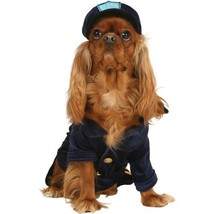 Officer K-9 Dog Pet Costume Size Petite - $7.21
