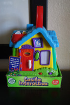 Leap Frog My Discovery House Spanish Version - $27.69