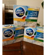 Alka-Seltzer Severe Cough Mucus & Congestion Day/Night 20 Liquid Gels Ex... - $21.51