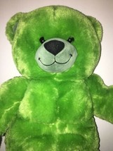 "Build A Bear Marvel Avengers Green Incredible Hulk Teddy Bear 17"" Plush ... - $26.10"