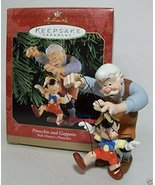Hallmark Keepsake Ornament Pinocchio and Geppetto (Disney 1999) - $27.30