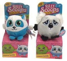 Koala & Panda Silly Scoops Stuffed Plush Toy Series One Blind Box 2 Pack... - $14.99